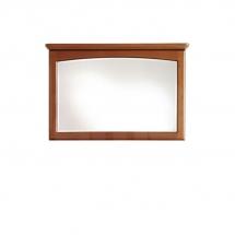 Zrcadlo ořech vlašský/kaštan BAWARIA DLUS 131