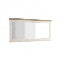 Zrcadlo bílé GALIA 19