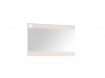 Zrcadlo bílé LINATE TYP 122