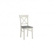 Židle jídelní dřevěná bílá GALIA Z