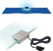 2x osvětlení LED AXEL do AX16 a AX17 (modré)