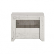 Noční stolek bílý ANGEL TYP 95