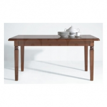 Stůl jídelní rozkládací ořech BAWARIA DSTO 150