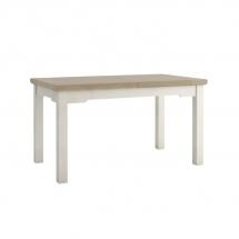 Stůl jídelní rozkládací bílý GALIA 20