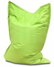 Sedací vak světle zelený 180x140 MEGABAG