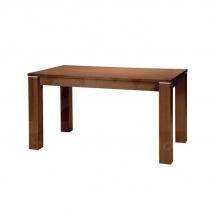 Stůl jídelní hnědý PERU 120
