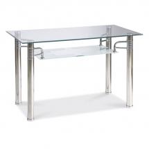 Stůl jídelní skleněný RENI A 100