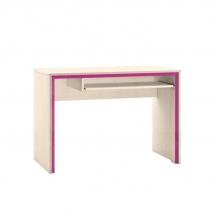 Stůl počítačový dětský růžový tmavý BONTI 13