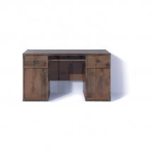 Stůl počítačový dub INDIANA JBIU 2D2S