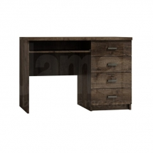 Stůl počítačový jasan tmavý INDIANAPOLIS I16