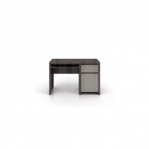 Stůl počítačový šedý KASPIAN BIU1D1S/120