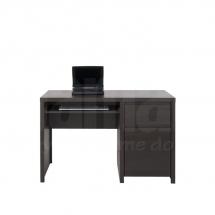 Stůl počítačový wenge KASPIAN BIU1D1S/120