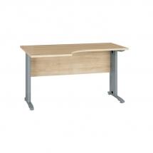 Stůl pracovní kovový sonoma OPTIMAL 14