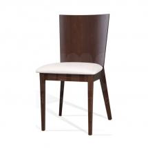 Židle jídelní dřevěná wenge CV-33
