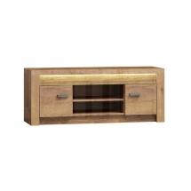 Televizní stolek jasan světlý INDIANAPOLIS I9