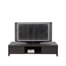 Televizní stolek wenge KASPIAN RTV2S