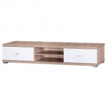 Televizní stolek san remo/bílý STEFANO SF7
