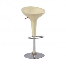 Židle barová béžová Krokus A-148