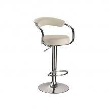 Židle barová krémová Krokus C-231