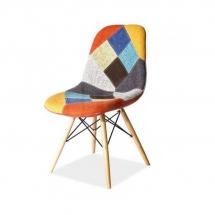 Židle čalouněná patchwork PASCAL B