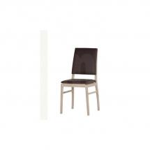 Židle jídelní dřevěná čalouněná ecokůže DESIRE 101