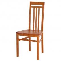 Židle jídelní dřevěná třešeň ALBERT