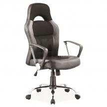 Židle kancelářská černá Q-033