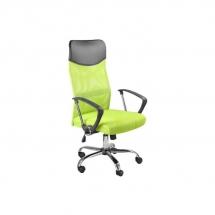 Židle kancelářská zelená Q-025