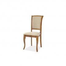 Židle jídelní čalouněná třešeň MN-SC