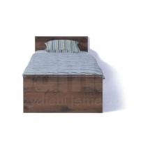 Postel dětská s úložným prostorem dub sutter INDIANA JLOZ 90 bez matrace