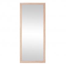 Zrcadlo dub sonoma KASPIAN LUS/50