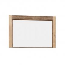 Zrcadlo jasan světlý INDIANAPOLIS I12