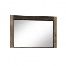 Zrcadlo jasan tmavý INDIANAPOLIS I12