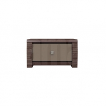 Noční stolek alhambra/béžová SENEGAL C/KOM1S
