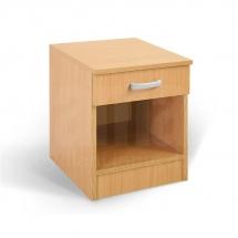 Noční stolek buk ALFA 360101