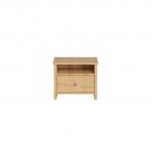 Noční stolek dub burlington PORTO KOM1S/50