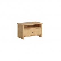 Noční stolek dub burlington PORTO KOM1S/70