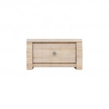 Noční stolek dub sonoma SENEGAL C/KOM1S