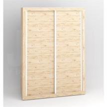 Skříň s posuvnými dveřmi dub san remo MODERN 28
