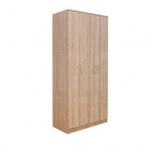 Skříň šatní dvoudvéřová dub bardolíno (sonoma)FORTUNA F2 304112