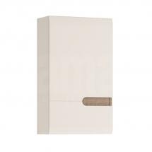 Skříňka koupelnová závěsná bílá LINATE TYP 157L