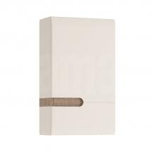 Skříňka koupelnová závěsná bílá LINATE TYP 157P