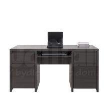 Stůl počítačový wenge KASPIAN BIU2D2S/160