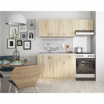 Kuchyňská linka PANDA 120 + 60 cm (skříňka nad digestoř)