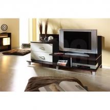 Televizní stolek dub milano MICRO MEDIA