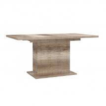Stůl jídelní rozkládací dub antický EST42
