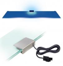 LED osvětlení do vitríny Boss BS/8 modré, nebo bílé
