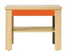 Konferenční stolek CODI PLUS CD/1 višeň cornvall/cihlová
