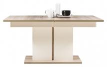Jídelní stůl rozkládací Flo FO/9 jilm/jasmín