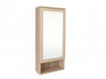 Zrcadlo se skříňkou dub bardolíno APOLON PA-5